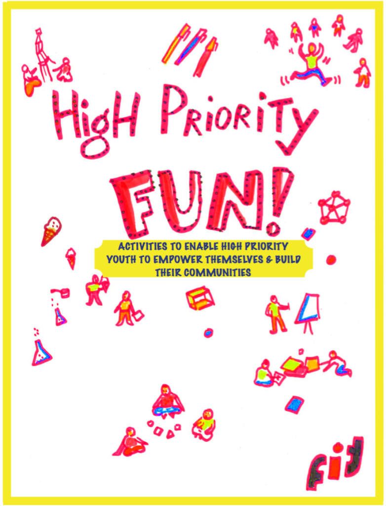 Activity Book for Youth Empowerment